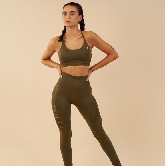 36c22f3264d79 Gymshark Pants | Energy Seamless Set Outfit | Poshmark